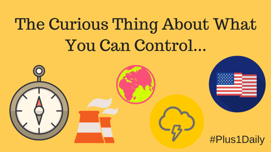 The Curious Thing About What You Can Control... (1)