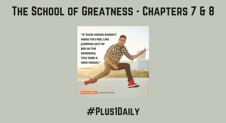 school of greatness book