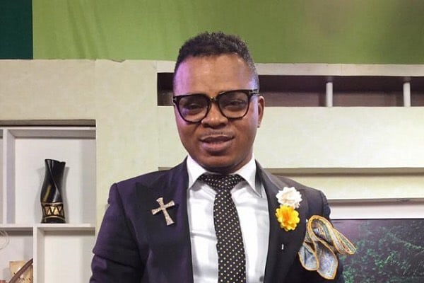 Bishop Obinim ready to send mobile money to all his church members