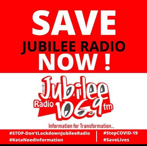 Save Jubilee Radio Now