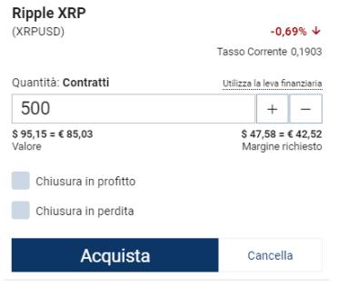 Trading con Ripple