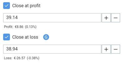 automatic profit loss tutorial