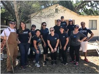 2017 SCA Volunteers