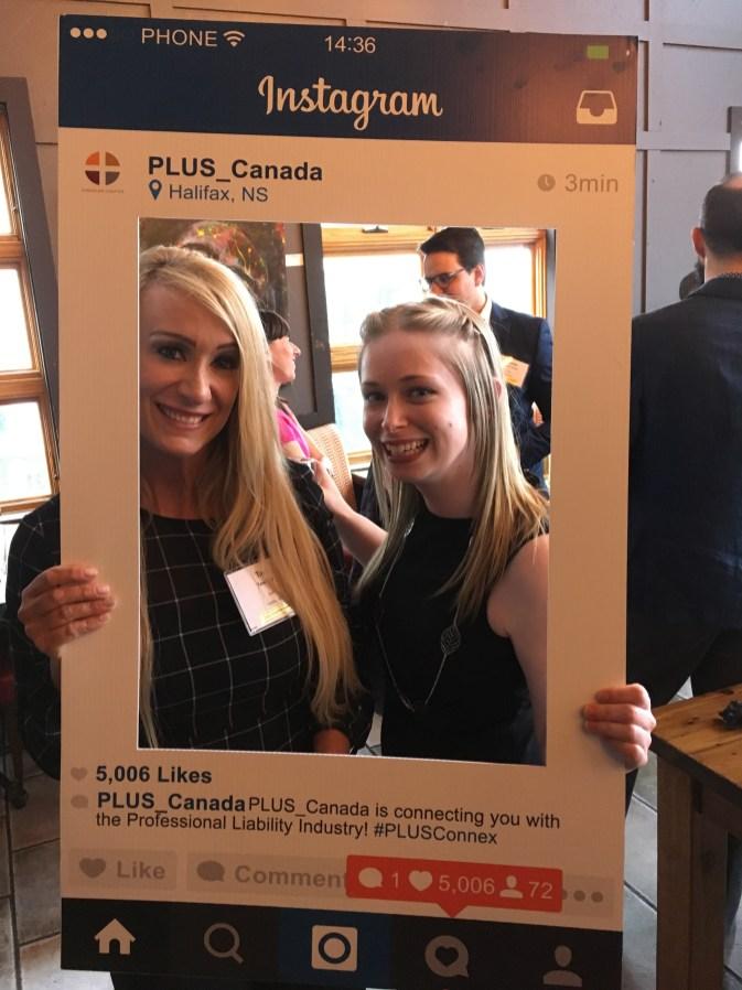 PLUS Canada Halifax Event photo 1