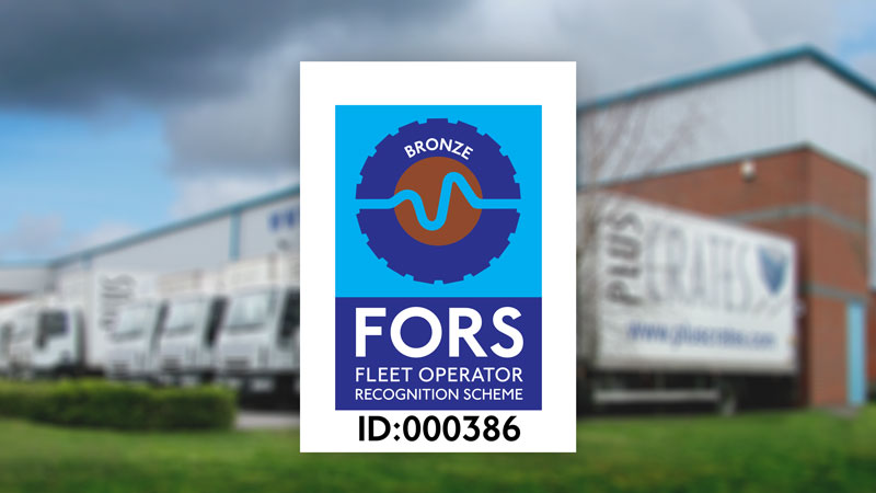 FORS Accreditation for Pluscrates