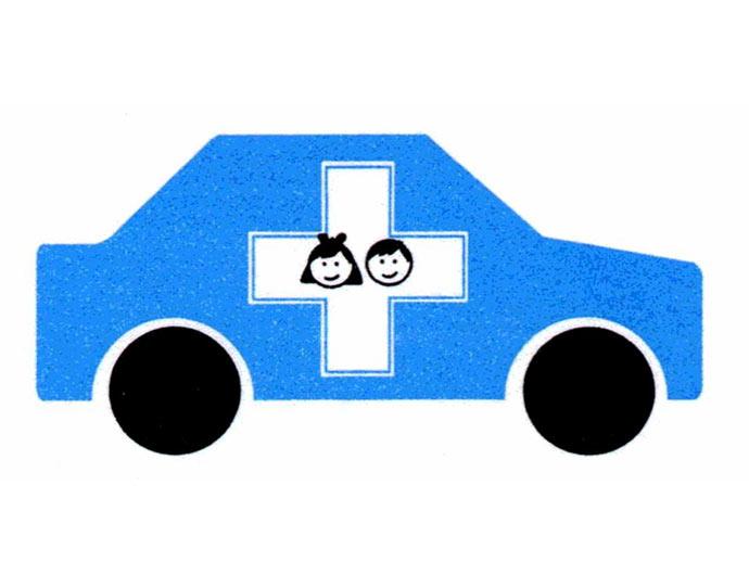 Blue Car Charity Logo