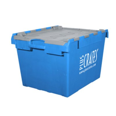 IT3 Computer Crate - Lidded Crate