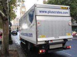Pluscrates invests £250,000 in LEZ compliant vehicles