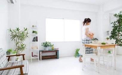 rangement contre stress - améliorer bien être - maison zen