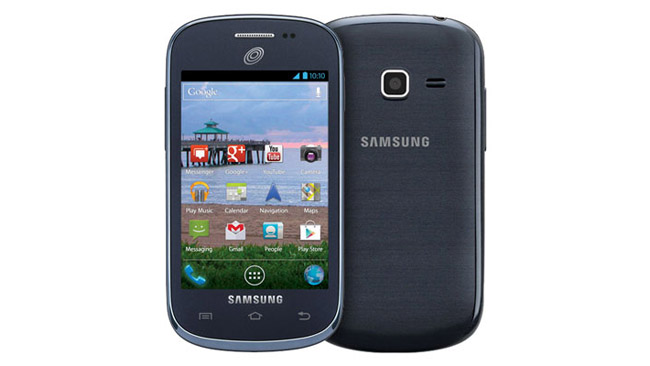 Samsung Galaxy Centura launching with stock Android 4.0