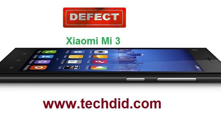 Xiaomi Mi 3 review – Reasons To Not Buy  Xiaomi Mi 3