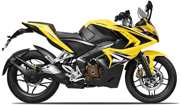 Bajaj Pulsar RS200 super sports bike launched in India