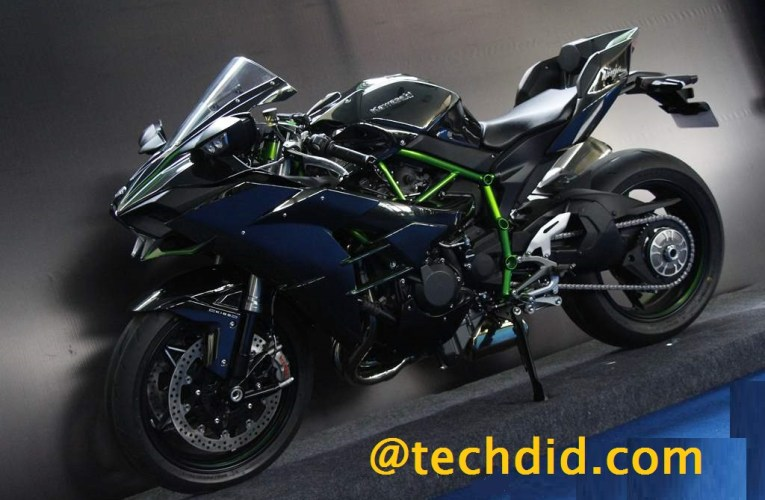 Kawasaki Ninja H2 launched in India at Rs 29 lakh