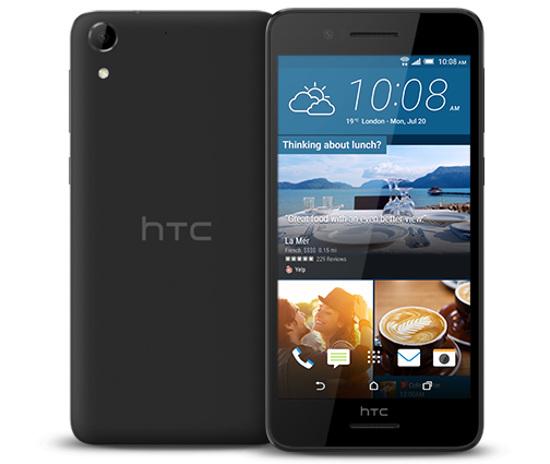 HTC Desire 728 with 5.5-inch HD display, Octa-Core 64-bit SoC, 4G LTE