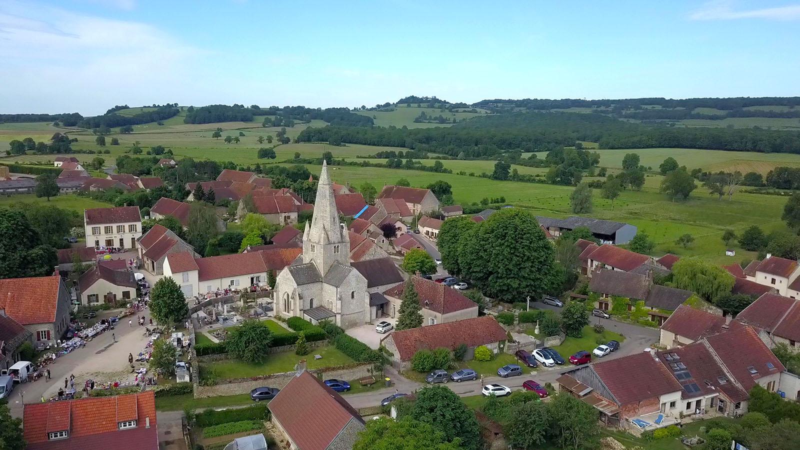 Thoisy-le-Désert, Auxois