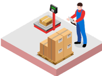 Control de Entradas (calidad, peso, medidas)