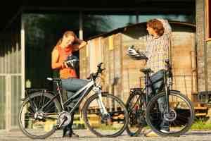 Fahrradversicherung Radtour Stimmung