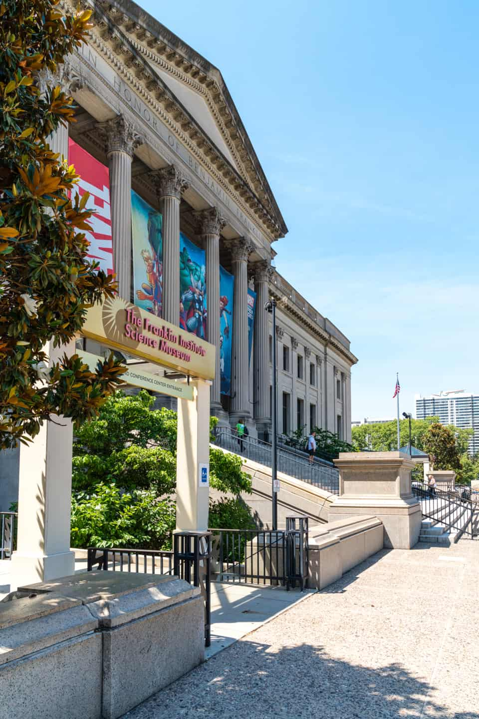 Photo of Philadelphia Landmark - The Franklin Institute