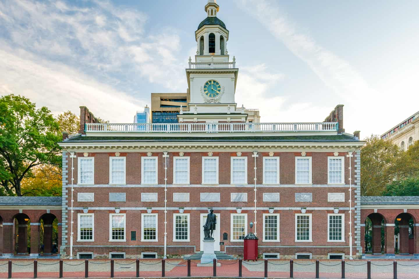 Photo of Philadelphia Landmark - Independence Hall