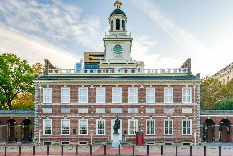Photo of Philadelphia Landmark - Independence Hall