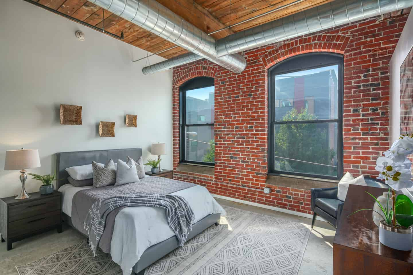 Real Estate Loft Photograph