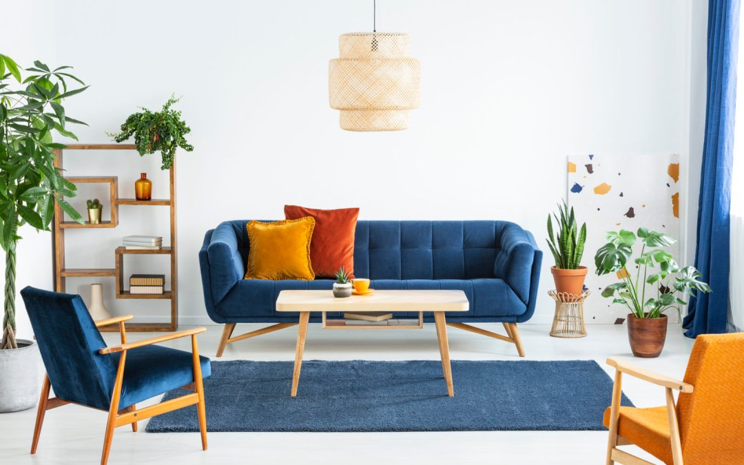 How To Introduce Colour For A Unique Home