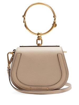 ▌Outfit ▌ See By Chloe Joan shoulder bag + 划算的Saint Laurent學院包和機車包 + Saks折扣買Baobao + MLM Label特價上衣