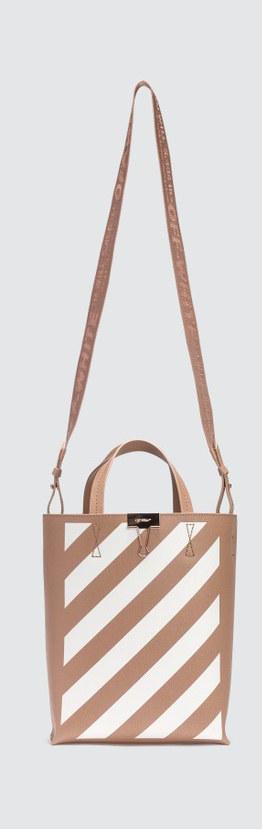 ▌Outfit ▌Off-White Diag Mini Flap Crossbody Bag,把潮牌穿出自己的風格,Off-White斜紋小包