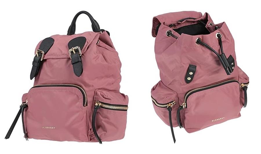 YOOX折上折+ LN-CC私密折扣 + Cult Beauty八折又退稅 + 絕版的Burberry粉紫後背包