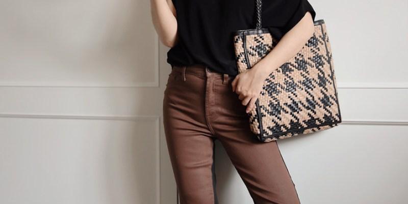 Shopbop秋季大促第二日銷售排行 + Bembien千鳥格紋真皮編織包