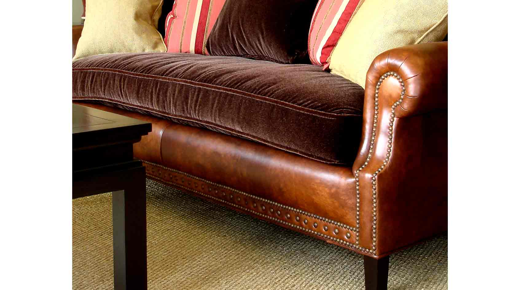Plush Home Westmount Sofa