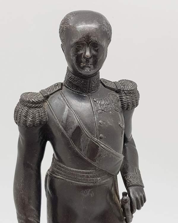 Скульптура Императора Александра Первого