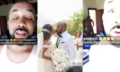 Banky W And Adesua Finally React After Nude Video Went Viral