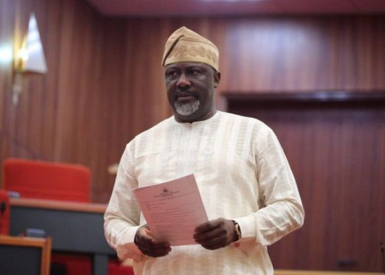 """I Have Been Denied Food, Access To My Lawyers, Family Members"" – Dino Melaye Cries Out"