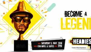 The Headies Awards Corrects Some Error in 2018 Nomination List