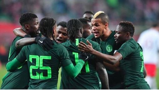 Nigerian Moses Ruled Out Of World Cup