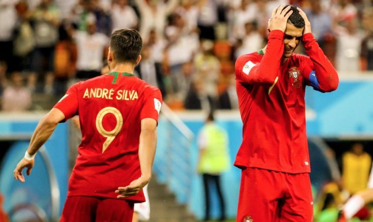 #IRNPOR: Cristiano Ronaldo Missed Pk #WorldCup [Watch & Download Video]