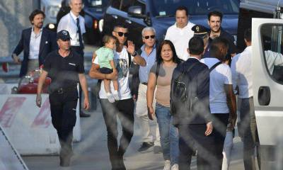 See What Cristiano Ronaldo Did To His Girlfriend Despite Her Being Scared Of It (Photos)