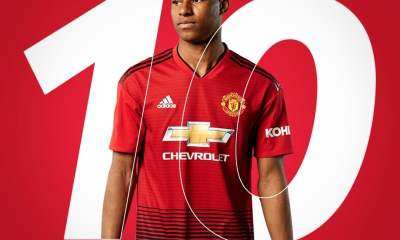 BREAKING: Marcus Rashford now wears the number 10 Jersey For Manchester United