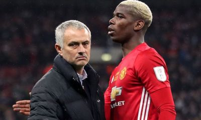 Mourinho Reveals What He Will Do To Pogba Ahead Of Man United's Clash Against Leicester City