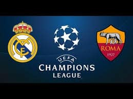 LIVE STREAM UCL : Real.Madrid vs As Roma Champions League (Watch Online HD)