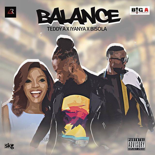 Teddy A ft. Iyanya & Bisola – Balance