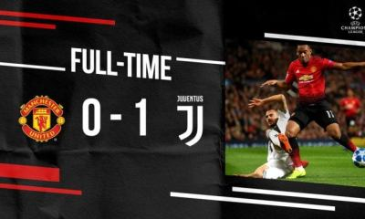 Manchester United vs Juventus 0-1Highlights