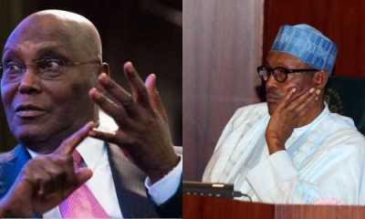 President Buhari hasnu2019t run any successful business in his life Atiku Abubakar says