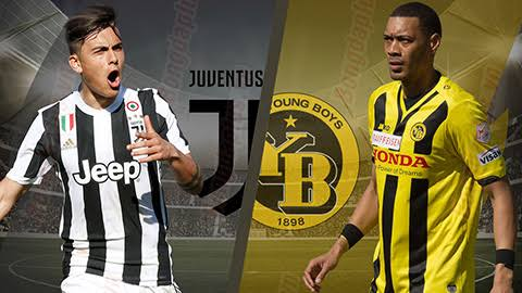 LiveStream Champions League: Juventus vs Young Boys (Watch Online HD)