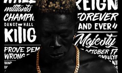 shatta wale reign album cover art seekhypeng