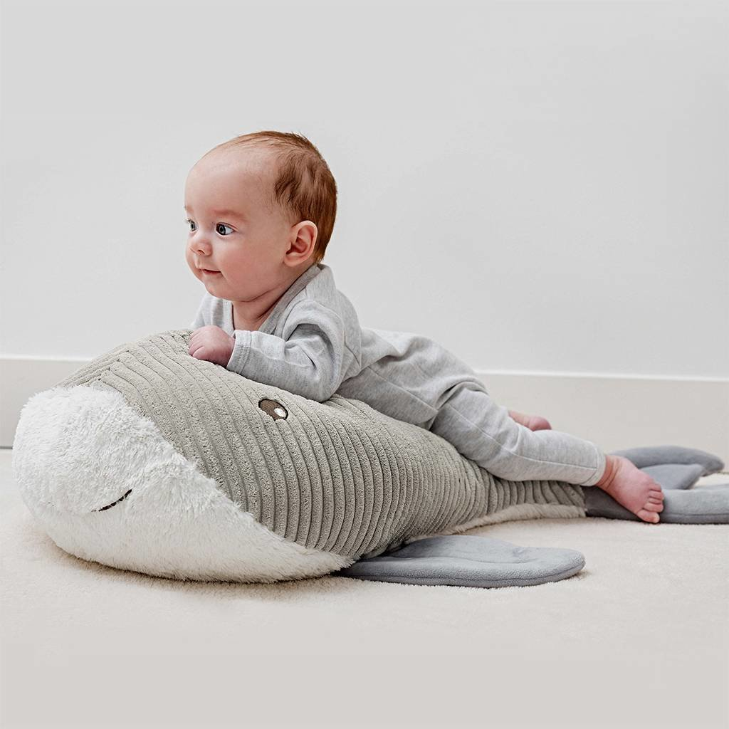 whale waylon plush toy