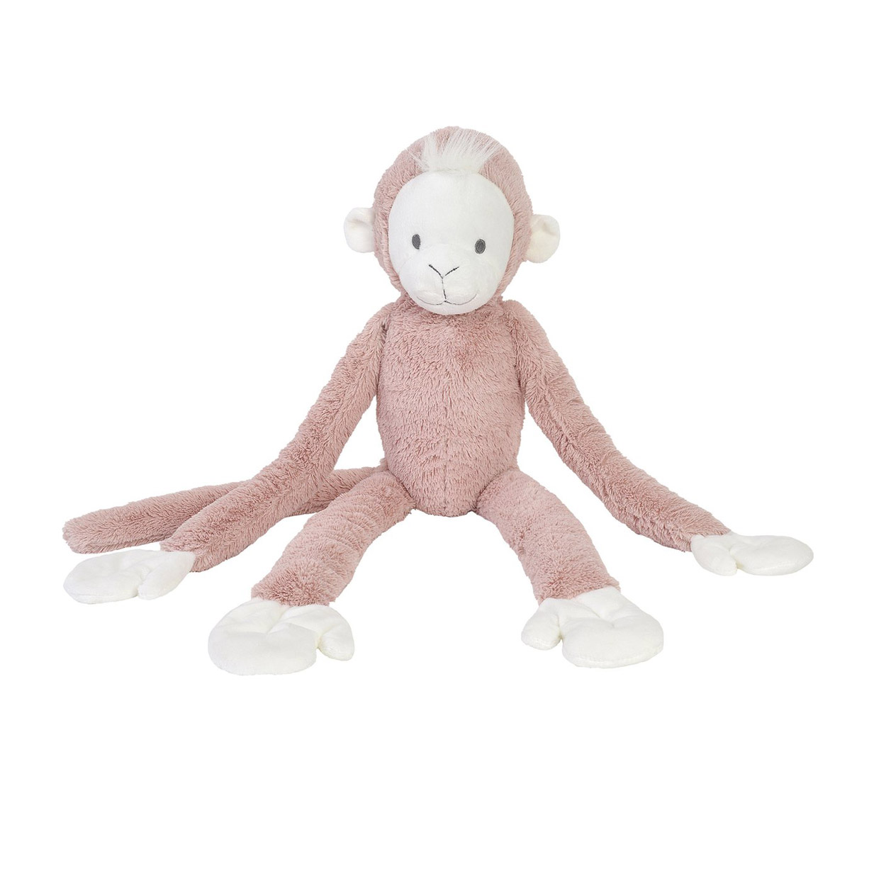 Peach Hanging Monkey