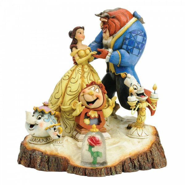 Tale as old as time figurine