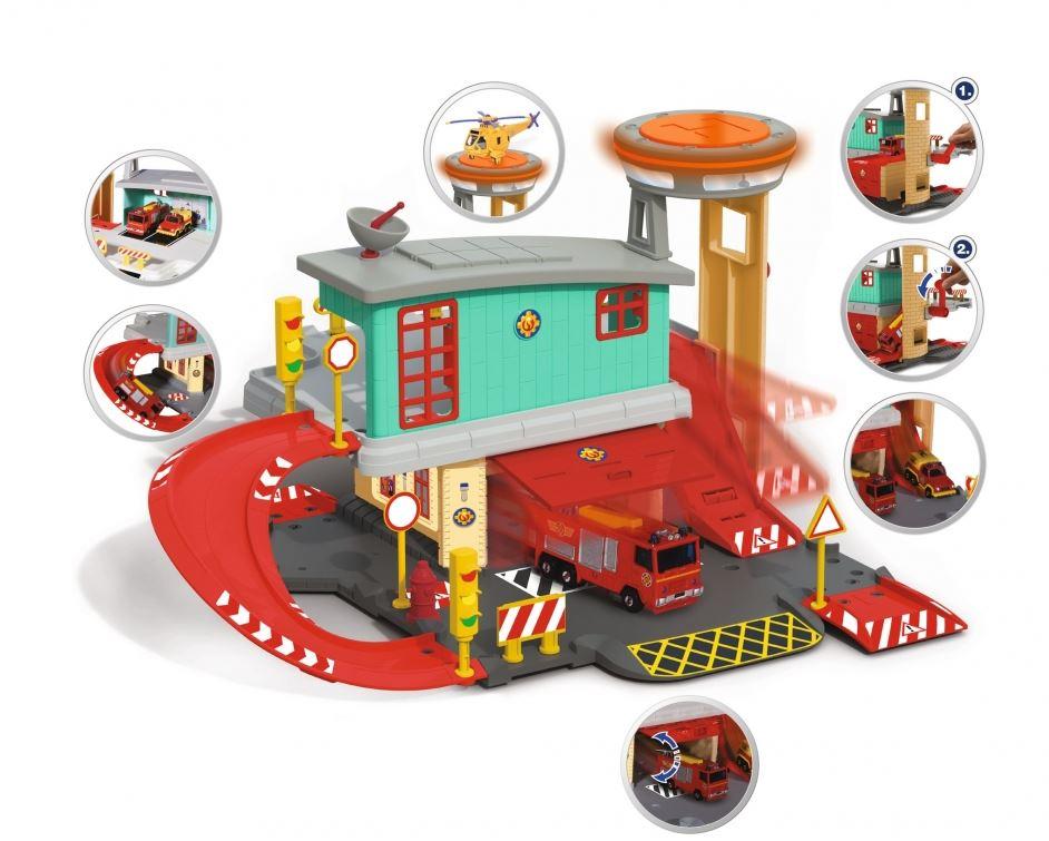 Fireman Sam Firestation